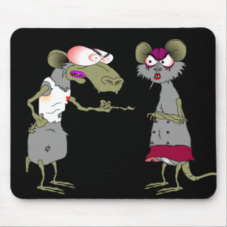 Rats Mouse Pad