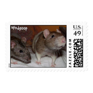 rats postage stamps