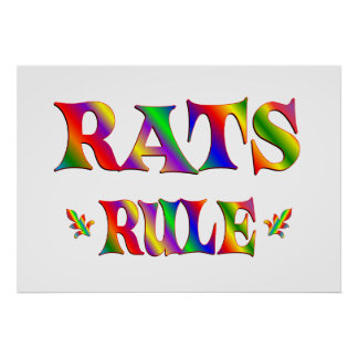 RATS RULE PRINT