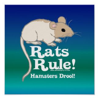 Rats Rule! Poster