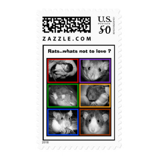 Rats..whats not to love?  Postage