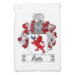 Ratta Family Crest iPad Mini Cases