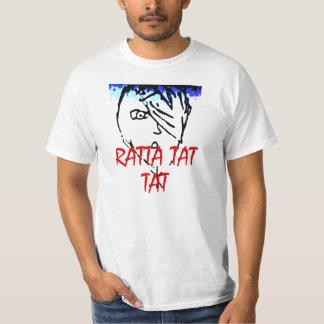 Ratta Tat Tat: Definido - camiseta básica Camisas