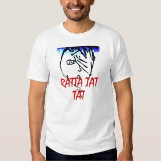 Ratta Tat Tat: Definido - camiseta Remera