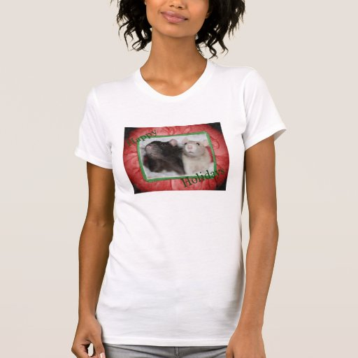 Rattie Holiday Woman's T-Shirt