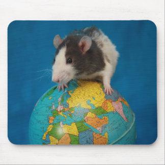 Rattie Mouse Pad