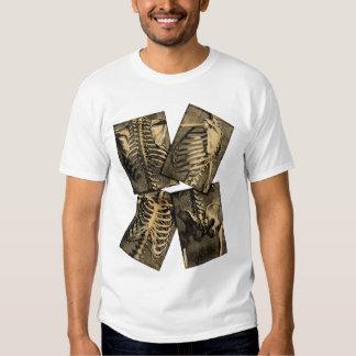 Rattle of Bones T Shirts