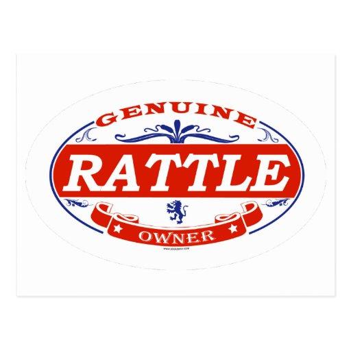 RATTLE_ POSTAL