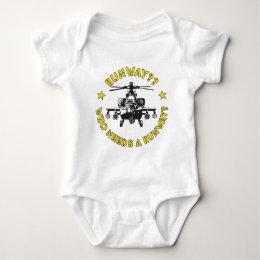 Rattle Ship T's Baby Bodysuit