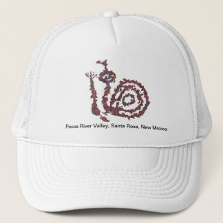 Rattle Snake, Animal Image 1 Hat
