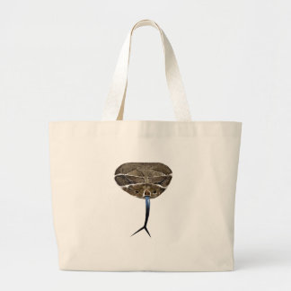 Rattle Snake Head Bag