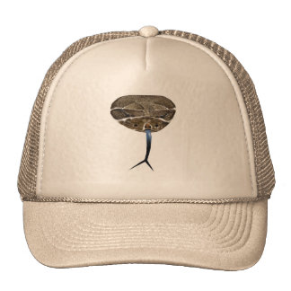 Rattle Snake Head Hat
