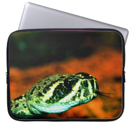 Rattle Snake Laptop Sleeve