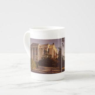 Rattle & Snap Plantation Columbia TN Bone China Tea Cup