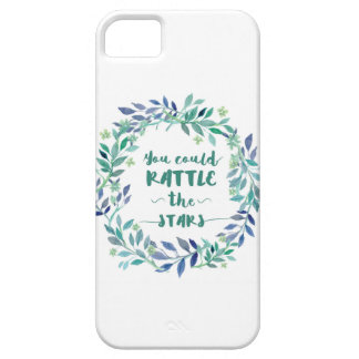 Rattle the Stars iPhone SE/5/5s Case
