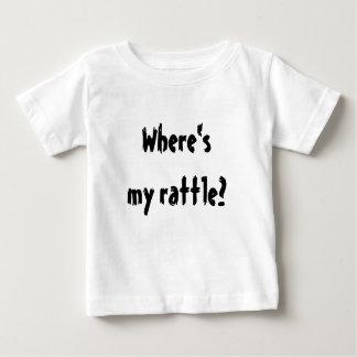 Rattler Baby T-Shirt