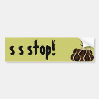 Rattler Bumper Sticker