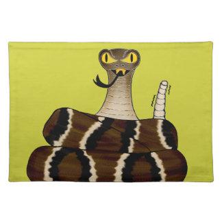 Rattler Cloth Placemat