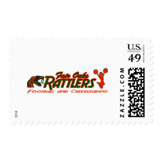 rattlers logo stamps