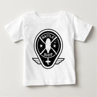 Rattleship Logo Baby T-Shirt