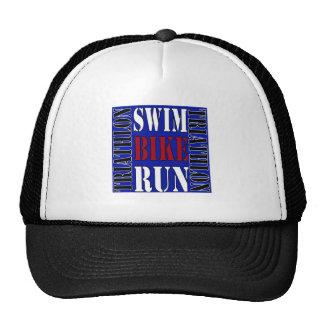 Rattleship Triathlon Gear Hats