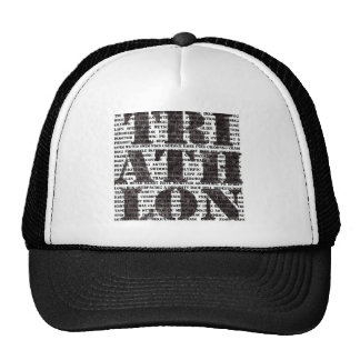 Rattleship Triathlon Gear Mesh Hat