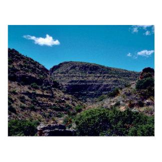 Rattlesnake canyon postcard