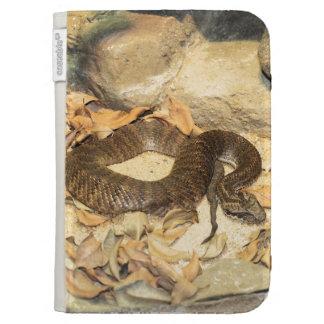 Rattlesnake Kindle Folio Case
