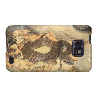 Rattlesnake Galaxy S2 Case