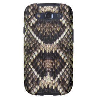 Rattlesnake Galaxy Case Samsung Galaxy S3 Cover