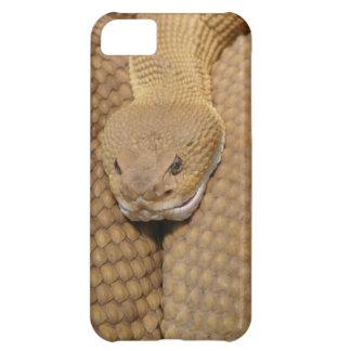 Rattlesnake Head iPhone 5C Cover