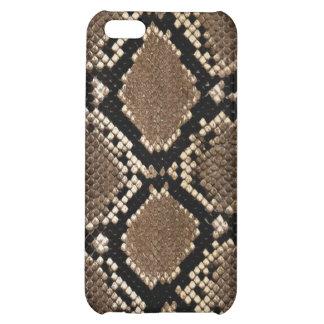 Rattlesnake Skin iPhone 5C Cover