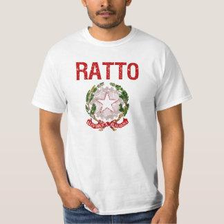Ratto Italian Surname T Shirt