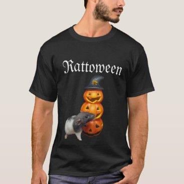 Halloween Themed Rattoween T-Shirt