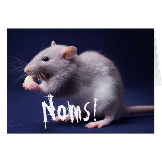 Ratty Lolz Card