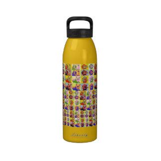 Ratty Warhol Water Bottle