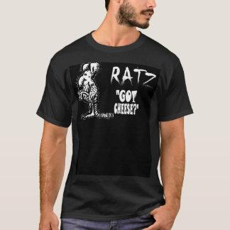 """RATZ """"GOT CHEESE?"""" T-Shirt"""