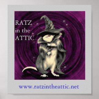 Ratz in the Attic Posters
