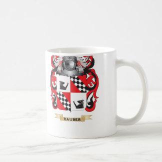 Rauber Coat of Arms (Family Crest) Coffee Mug