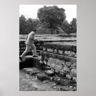 Raul among the Ruins Poster