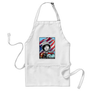 Raul Rubio Limited Edition painting Adult Apron