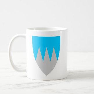 Rauma komm, Norway Classic White Coffee Mug