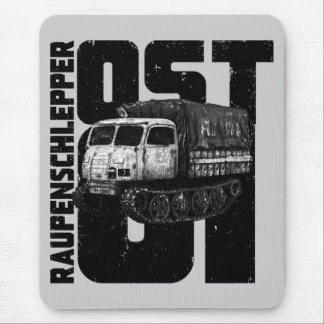 Raupenschlepper Ost Mouse Pad