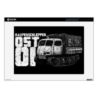 Raupenschlepper Ost Laptop Decal