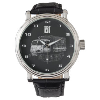 Raupenschlepper Ost Wristwatches