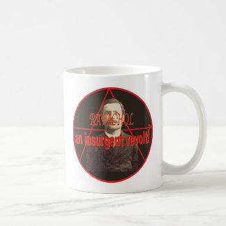 Ravachol-Portrait Coffee Mugs