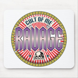 RAVAGE Cult of Me Mouse Pad