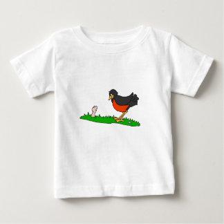 Ravaged Robin Baby T-Shirt