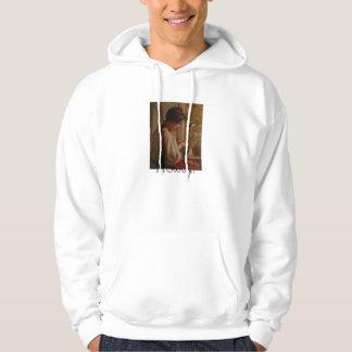 Ravaudeuse à la fenêtre hoodie