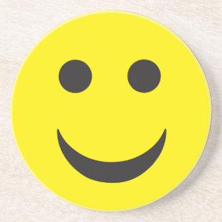 Rave Acid House Smiley Coaster